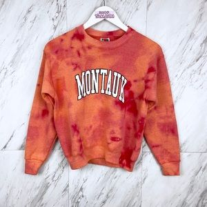 Montauk Crew Neck Sweatshirt
